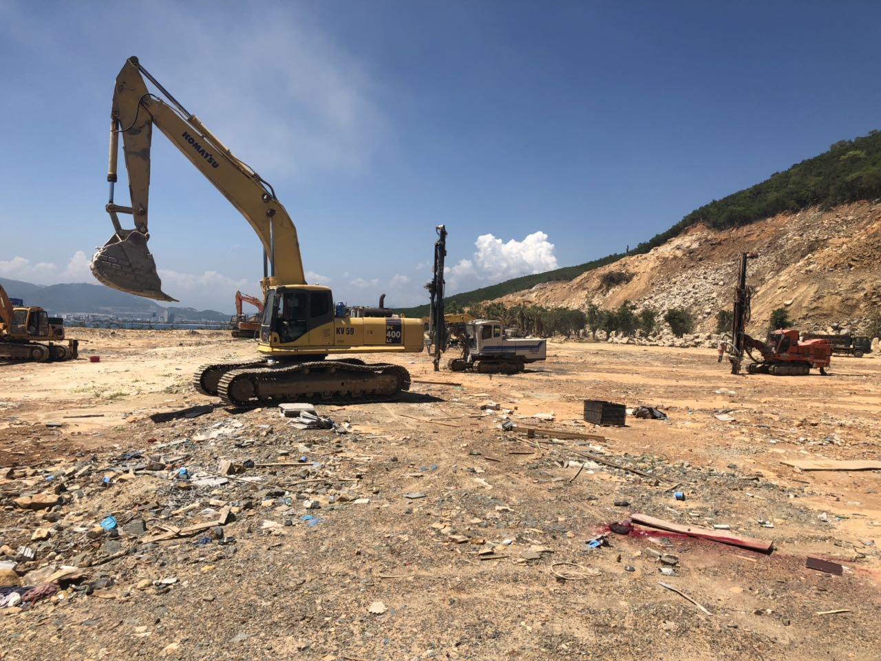 Tiến độ xây dựng dự án Vinpearl Condotel Hòn Tre3