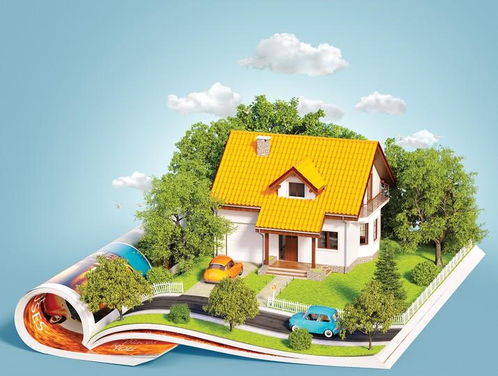Thiết kế kiến trúc phong thủy nhà ở ngã tư