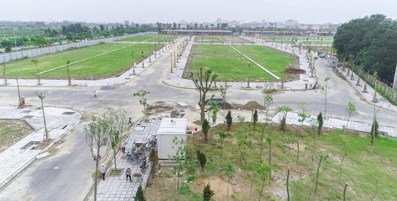 Năm 2021 khu vực nào được phân lô bán nền - VietNamNet