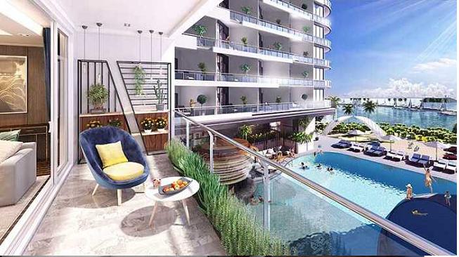 luật về căn hộ khách sạn