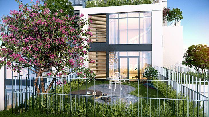 1 Top 5 căn hộ có SÂN VƯỜN riêng đang bán tại TPHCM